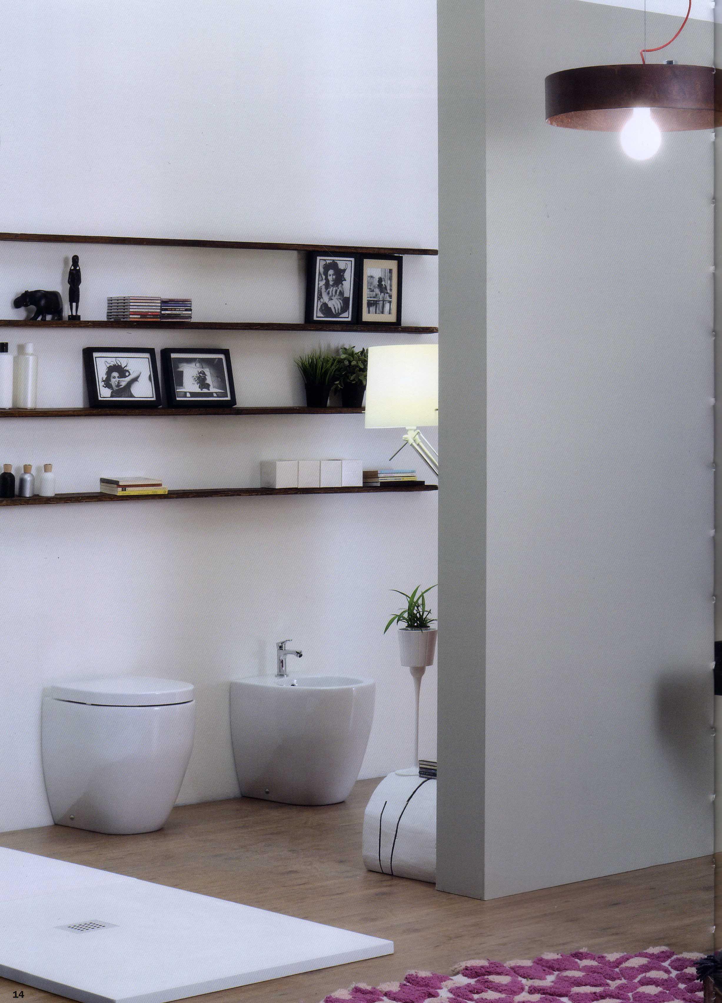 Sanitari bull a terra ceramiche piave - Caos accessori bagno ...